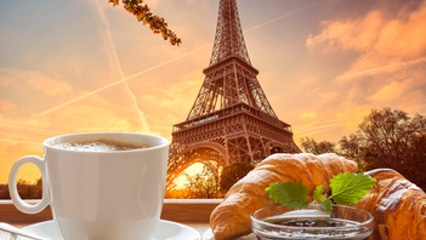 Croissant Frankreich Kaffee | snackconnection
