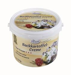 Gastronomiebedarf Lebensmittel Backkartoffelcreme von Le Picant Feinkost