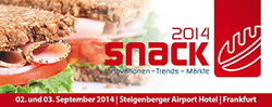 snackconnection auf der snackexpo 2014
