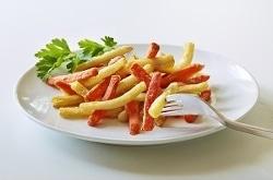 Pastinaken Pommes und Karotten Pommes von Ardo
