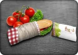 Sandwich Verpackung SandwichBag von ELLER To Go Verpackungen
