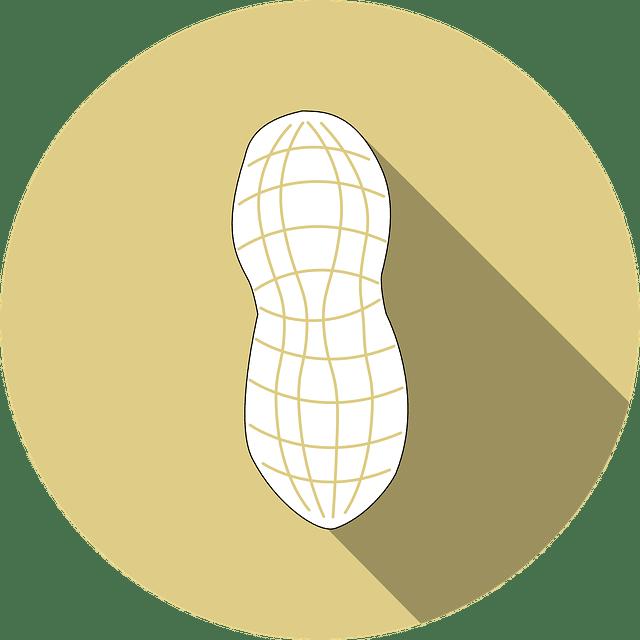 Allergene Symbole Kennzeichnung Nuss