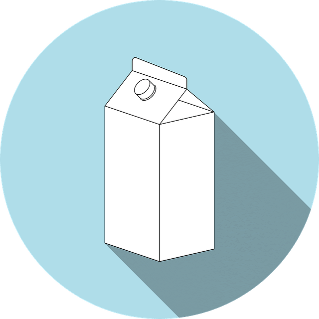 Allergene Symbole Kennzeichnung Milch