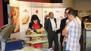 snack´13_Messestand