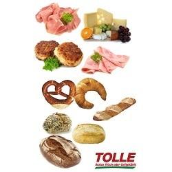 Convenience Produkte Gastronomie Snackrohstoffe vom Großhandel Lebensmittel Tolle GmbH