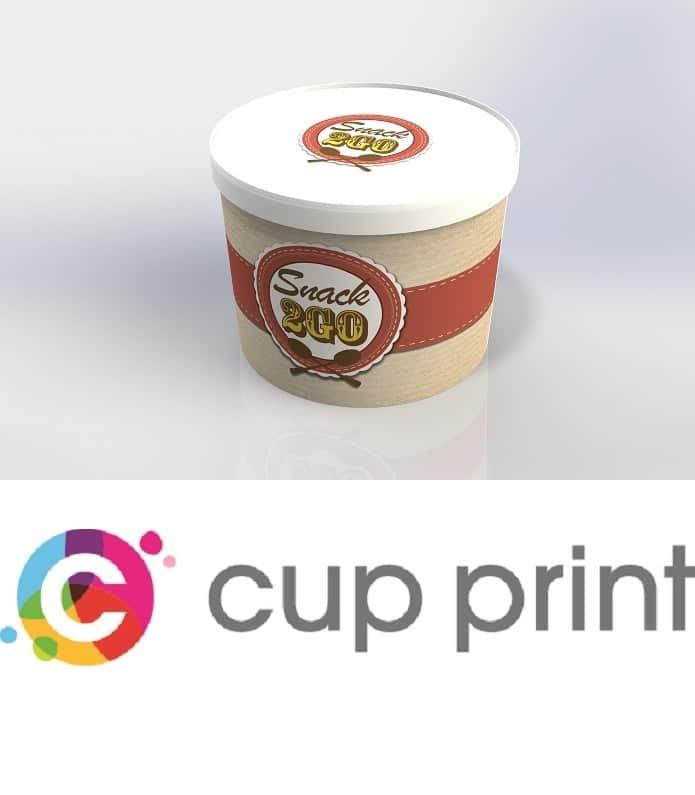 Profilbild von cup print auf snackconnection
