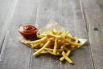 Kartoffelprodukte quick oven fries