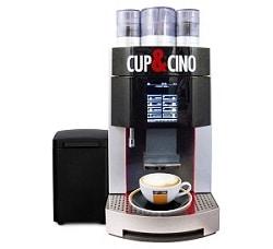 Gastro Kaffeemaschine Pura von Cup&Cino für den Gastronomiebedarf