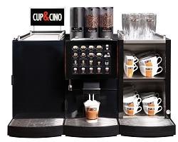 Gastro Kaffeevollautomat Foam Master von Cup&Cino für den Gastronomiebedarf