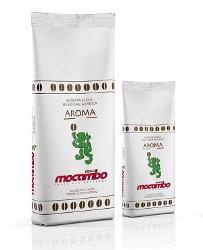 Italienischer Kaffee Mocambo Aroma als Kaffeebohnen für Vollautomaten