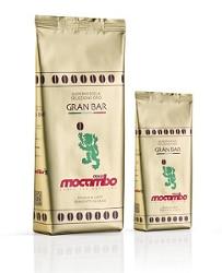 Italienischer Kaffee von der Kaffeerösterei Mocambo Gran Bar