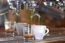 Kaffeemaschinen Reparatur für frischen Kaffee Gastronomie