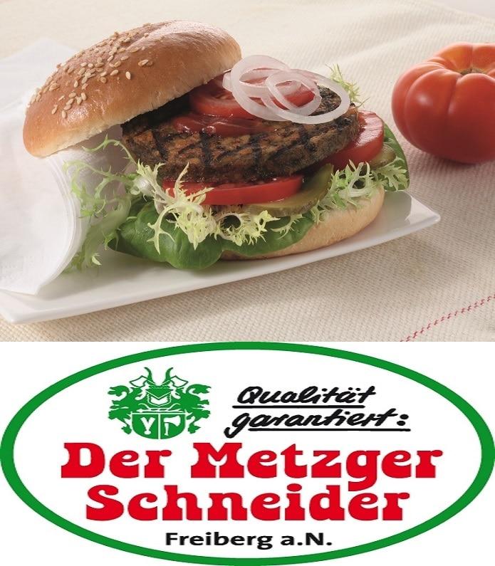 Das Logo von Der Metzger Schneider