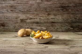 potato wedges kartoffelprodukte
