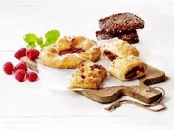 danish pastry vom backwarenhersteller kohberg