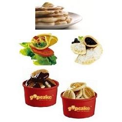 pancake maker belagsvariationen für den gastronomiebedarf von popcake