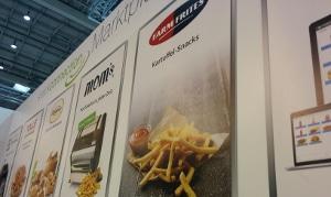 Internorga 2015 Gastro Messe snackconnection Gemeinschaftsstand