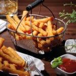 Schne-frost Snacks für Gastronomie Mini Roesti Sticks