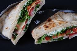 Herzhafter Brot Snack Hausgemacht von der Food Konzeptschmiede