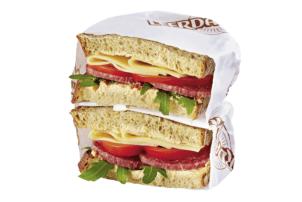 Leerdammer Käse Sandwich To Go