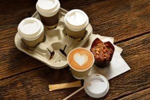 Kaffee to go Becher süßer snackconnectionSnack
