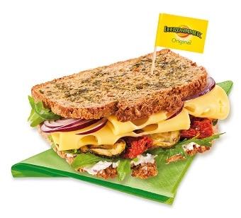 Crostini_Brot Snack_Leerdammer