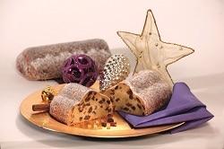 glutenfreier Stollen von Böcker Sauerteig für den Bäckereibedarf