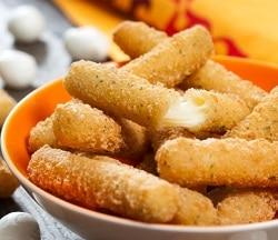 Convenience Produkte Gastronomie Mozzarella Sticks_Salud