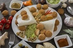 Garbanzo Kichererbsen Snack_Salud