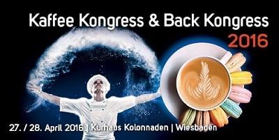 Kombi Kaffee & Back Kongress 2016