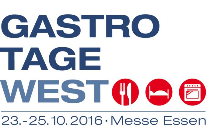 Das Logo der GastroWestTage