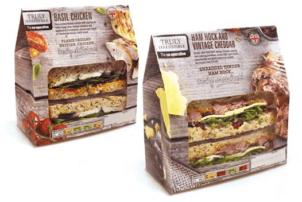 BagRap Sandwich Verpackungen von RAP