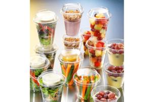 Biologisch abbaubare Verpackungen für Obst und Früchte von Pacovis