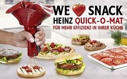 Feinkostsaucen Spender Quick o Mat_Heinz