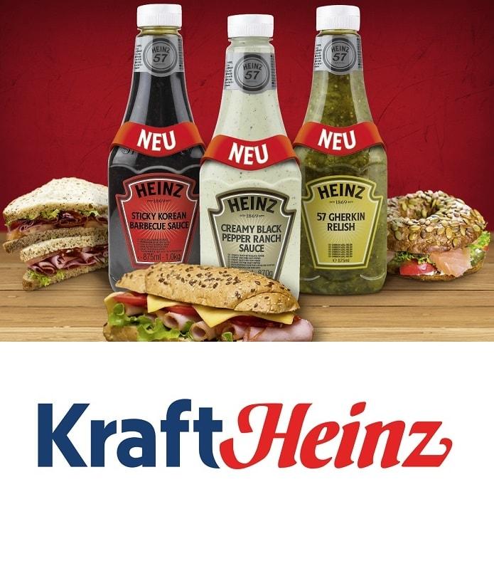 Profilbild von Kraft Heinz auf snackconnection