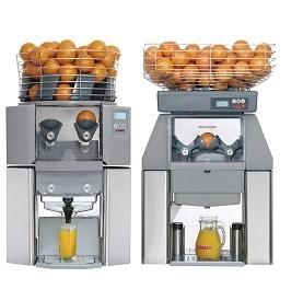 Saftpressmaschinen Orangensaft frisch gepresst_Zummo
