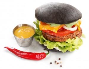 Burger Bild Edna Rezept Black Burger Classic