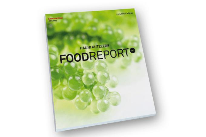 Der Food Report 2017 von Hanni Rützler
