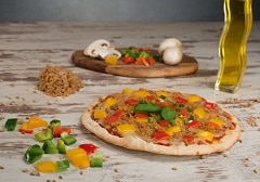 Point of Food Pizza vegan Supreme Snackwelt 240