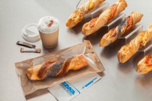 Gourmet Stangen to go als Snack Backwaren von Edna