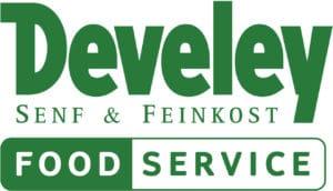 Develey Logo Food Service Aufstriche Senf Feinkost