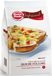 Quiche Fix Füllung Smilde Pruve 500