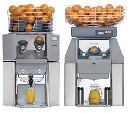 Saftpressmaschinen Orangensaft frisch gepresst_Zummo 260