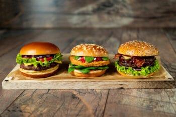 Osi Mini Burger