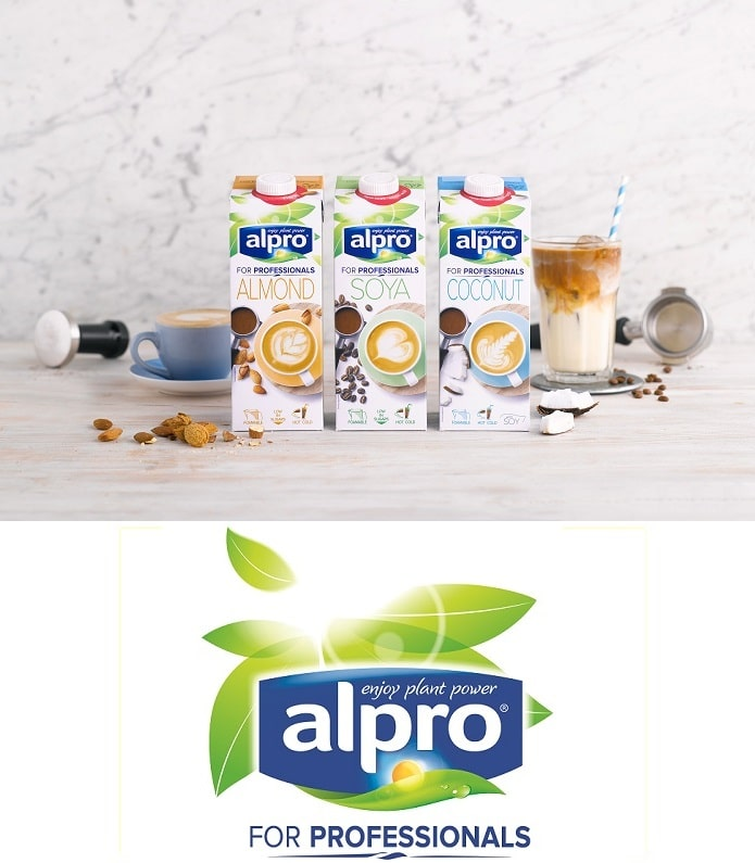 Profilbild von Alpro for Professionals auf snackconnection