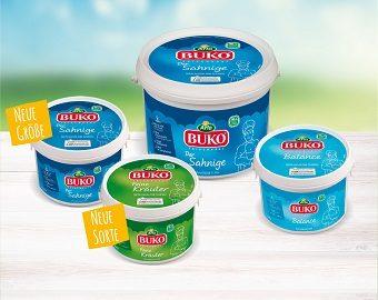 Arla Buko® bringt natürlichen Frischkäsegenuss in den Großverbraucher- und Außer-Haus-Markt