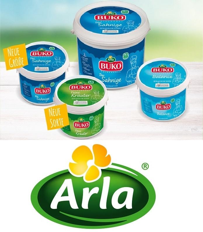 Profilbild von Arla auf snackconnection