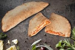 Mini Calzone Pizzataschen |snackconnection