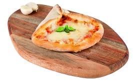 Pizza To GO mit breitem Rand
