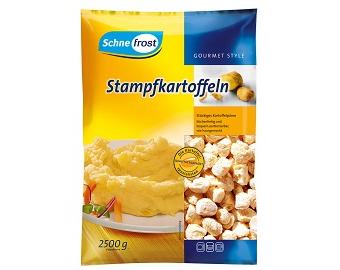Stampfkartoffeln: Die Snack Innovation!